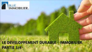 Minergie - Développement durable