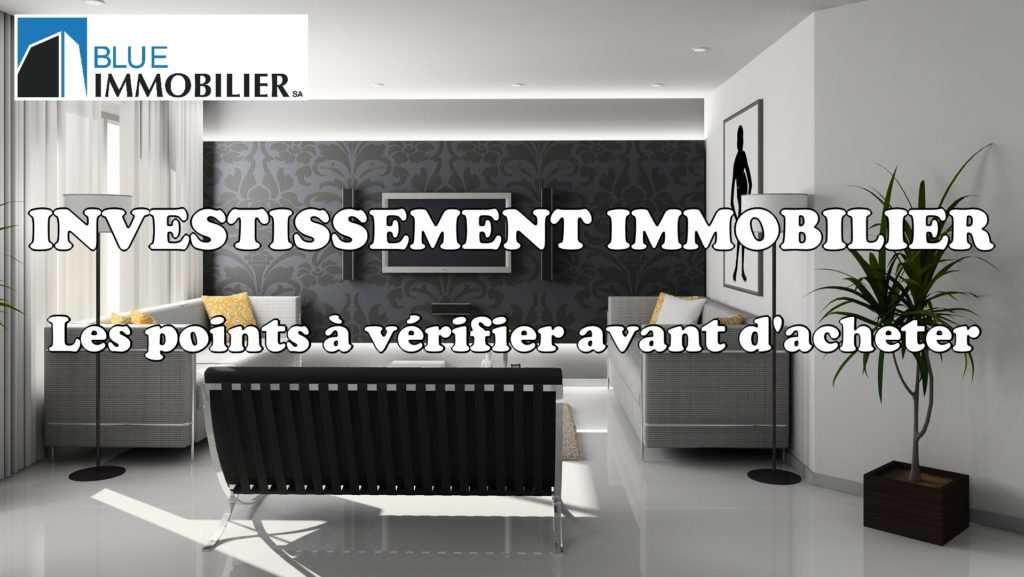 immobilier de rendement